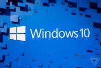 Cara Install Ulang Windows 10 Dengan Mudah
