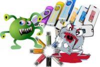 Cara Mengembalikan File di Flashdisk Yang Terkena Virus Tanpa Aplikasi